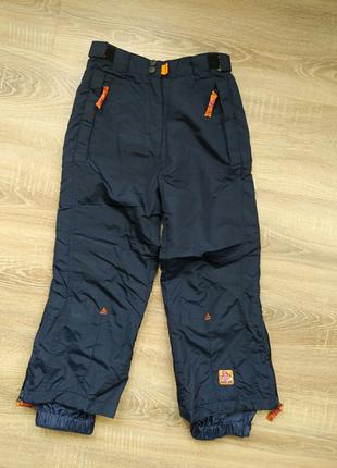 Теплые зимние штаны лыжные