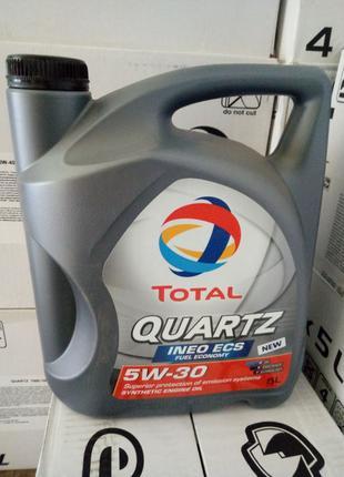 Total Quartz INEO ECS 5W-30 5/1L
