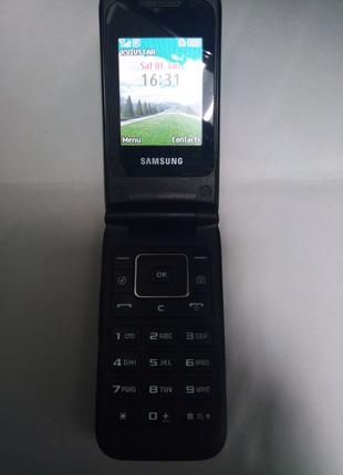 Мобильный телефон Samsung GT-E2530 раскладушка