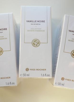Парфюмерная вода Vanille Noire 50ml / Черная Ваниль от Ив Роше