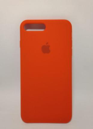 Задня накладка iPhone 7 Plus Original Soft Touch Case Red
