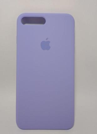 Задня накладка iPhone 7 Plus Original Soft Touch Case Lilac