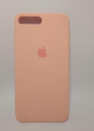 Задня накладка iPhone 7 Plus Original Soft Touch Case Cotton Cand