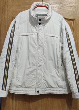 Angelo litrico мужская демисезонная куртка большой размер 64-66