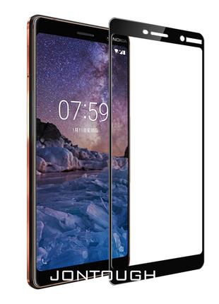Защитное стекло на Nokia 3