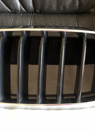 Решетки радиатора на бмв х6