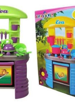 Детская игровая кухня Eva