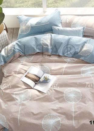 Двухспальный комплект постельного белья № 19008