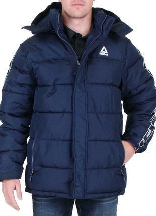 Зимняя куртка reebok 2XL оригинал