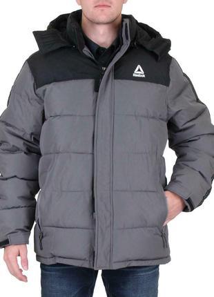 Зимняя куртка reebok XL оригинал