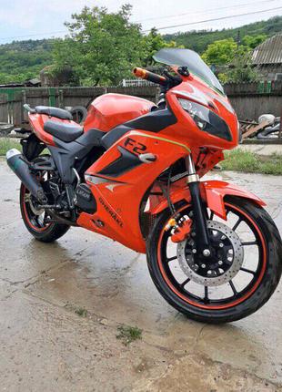 мотоцикл viper f2 250