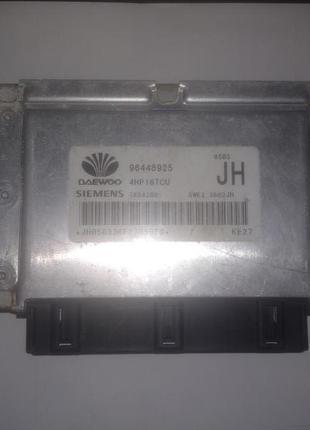 ЭБУ Блок управления Коробкой АКПП Шевроле 96448925 JH. 4HP16TCU