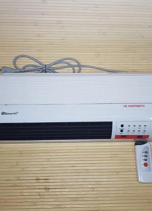 Настенный обогреватель Domotec MS-5961 с пультом управления