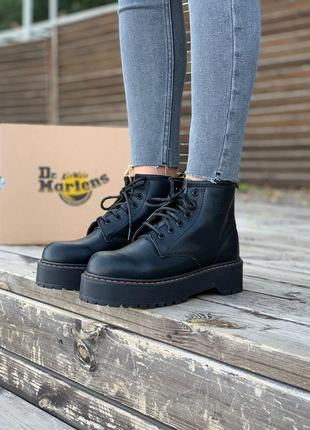 Ботинки Dr. Martens Black