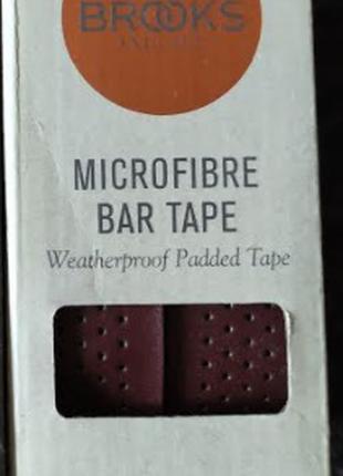 Brooks Microfibre bar tape (Brown)