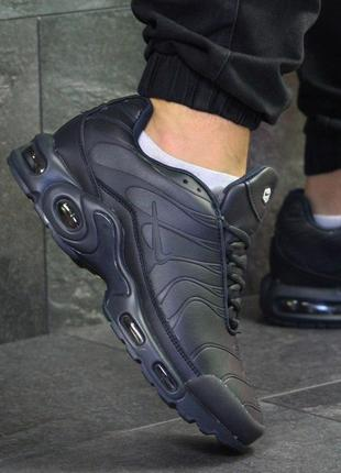 Зимние мужские кроссовки nike air max tn
