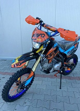 Питбайк kayo 125 мотоцикл кросс ендуро