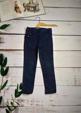 4 года джинсы джегинсы для девочки