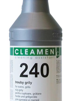 Чистящее средство CLEAMEN 240/241 для духовок, грилей, вытяжек...