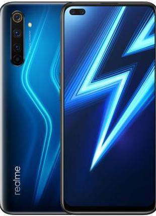 Мобильный телефон Realme 6 Pro 8/128GB Blue