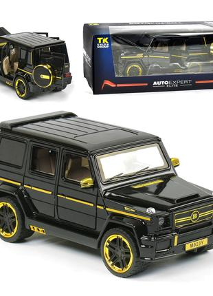 Машина Mercedes-Benz G 63 AMG, инерционная TK Group (EL4125)