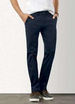 Отличные твилл брюки Сherokee Slim Fit от Livergy. 48 евро