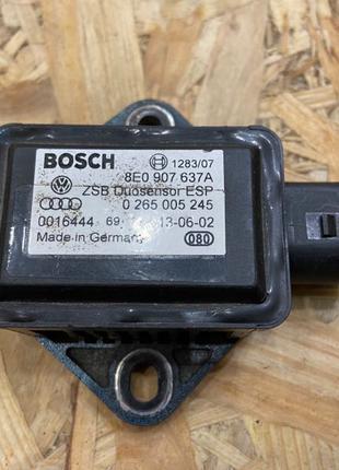 Датчик ESP Volkswagen Bora, Audi A4 B5 2001-2005R 8E0907637A