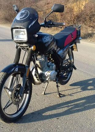 Мотоцикл 150 вайпер