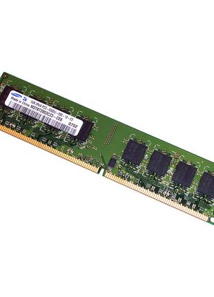 Продам PC2-4200 DDR2-SDRAM Samsung M378T2953CZ3-CE6 1GB