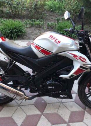 Мотоцикл wels 250 viper