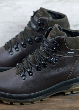 Ботинки натуральная кожа/зима