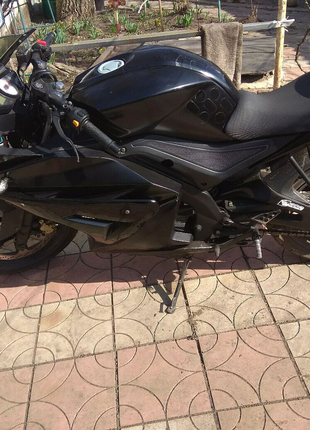Мотоцикл 250 вайпер viper r1