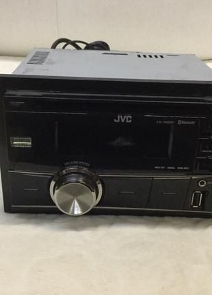 2 ДІН Автомагнитола USB BLUETOOT JVC KW-R600BT в відмінному стані