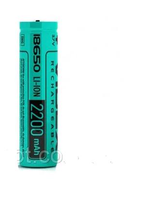Аккумулятор Videx Li-Ion 18650 2200mAh 20A высокотоковый