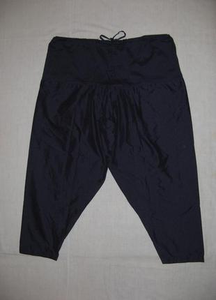 Брюки штаны летние для дома и отдыха большого размера