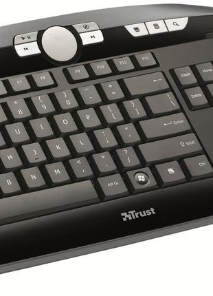 Беспроводная клавиатура и мышь Trust MaxTrack Wireless Deskset