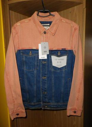 Куртка джинсовая PULL & BEAR (Cambodia) M/L