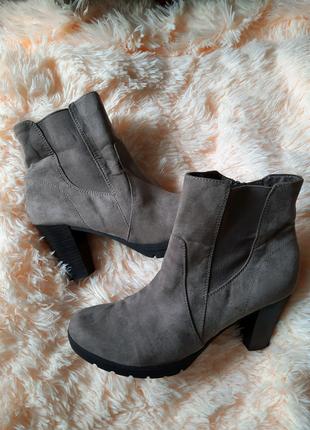 Черевики Tamaris,ботинки