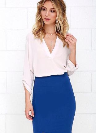 Фирменная качественная стильная тёплая шерстяная юбка.
