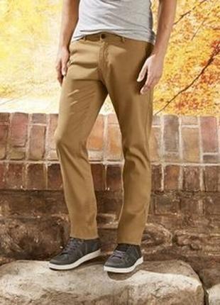 Отличные твилл брюки Сherokee Slim Fit от Livergy. 54 евро