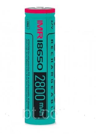 Аккумулятор Videx Li-Ion 18650 2800mAh 30A высокотоковый