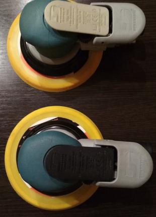 Пневмошлифовальная машинка Dynabrade