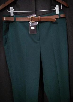 Женские штаны брюки стрейчевые офисные деловой стиль роскошный...
