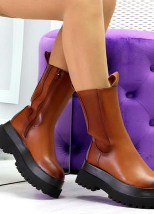 Трендовые крутые грубые ботинки гриндерсы. сапоги массивные...