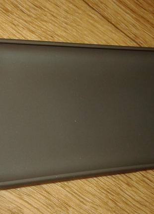 Чехол-Накладка и Защитная Пленка NILLKIN Lenovo A516 КОРИЧНЕВЫЙ