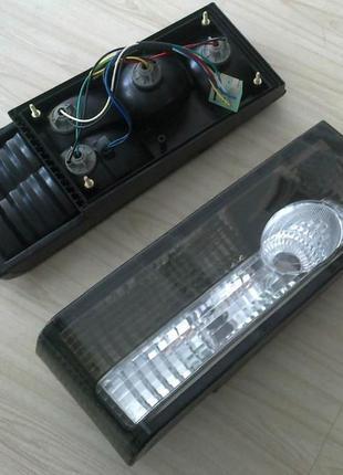 Задние фонари на ВАЗ 21099 Освар №1 (серые)