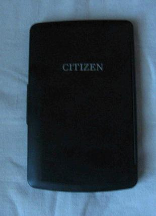 Калькулятор Citizen CT-320