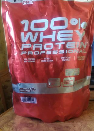 Протеин Scitec Nutrition 100% Whey Protein Prof 500 г Cho