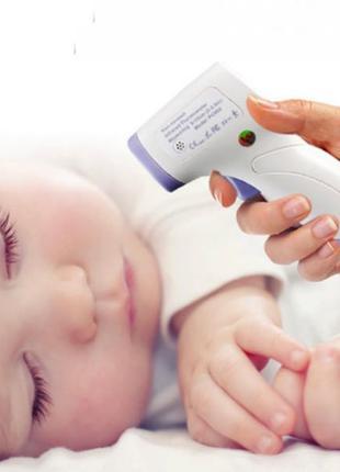 Термометр бесконтактный.цифровой,инфракрасный.