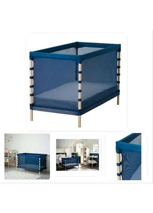 АКЦИЯ!!!Кровать манеж IKEA FLITIG если сразу оплата 300грн